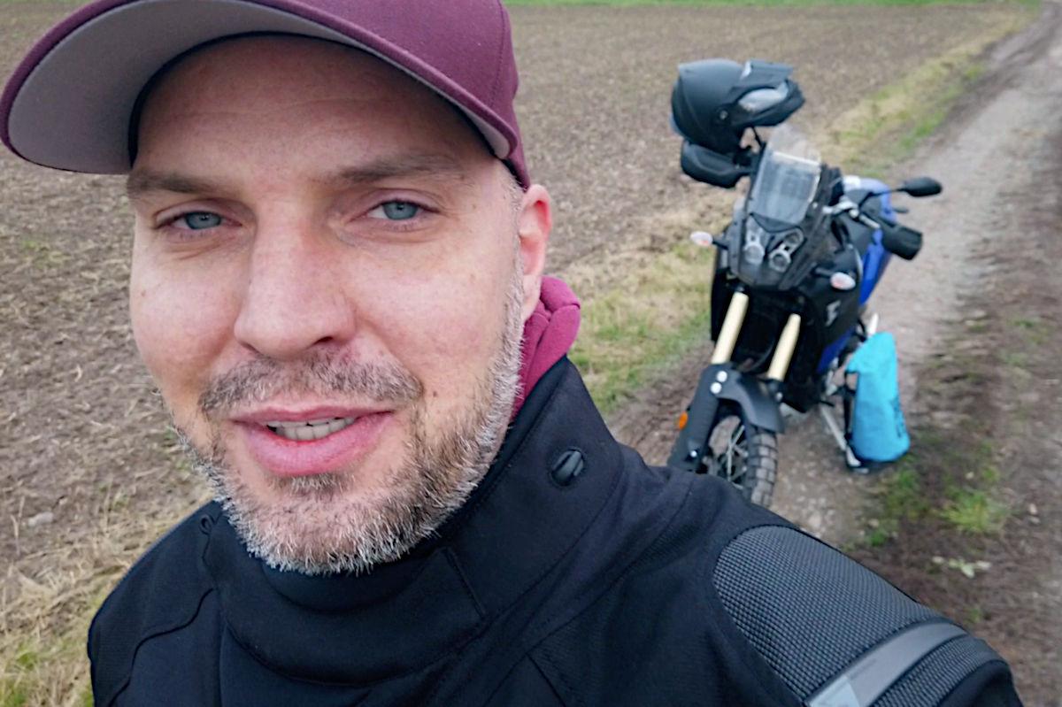 Mein Motorrad für die große Reise