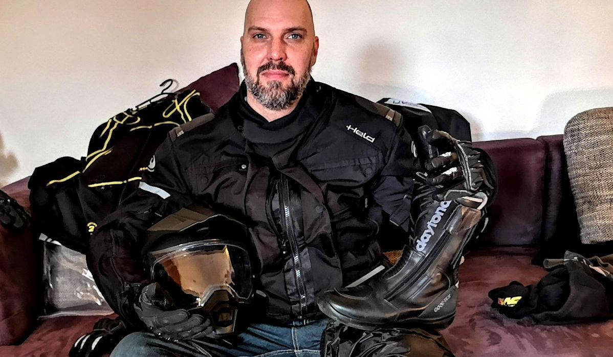 Meine Motorrad-Kleidung für die große Reise