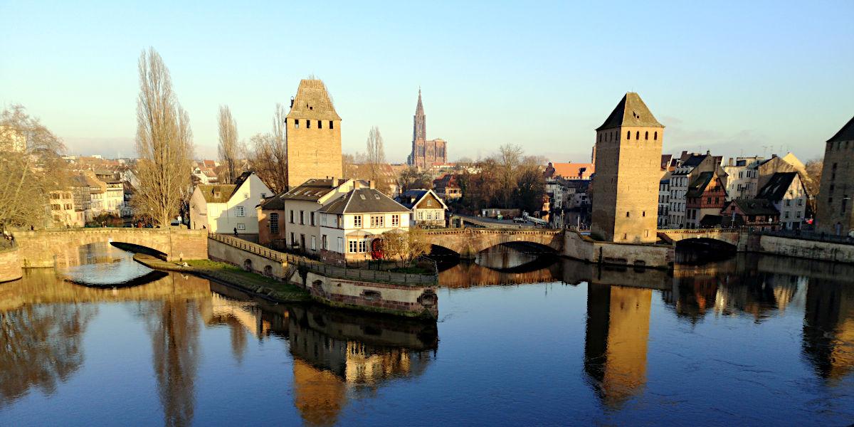 Straßburg ist ganz schön schön. (Foto: Ruti)