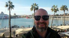 Die 16. Station meiner Motorrad-Reise heißt Málaga. (Foto: Ruti)