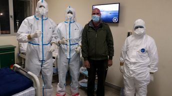 Auf einmal befand ich mich in Marokko in einer Corona-Klinik. (Foto: Ruti)