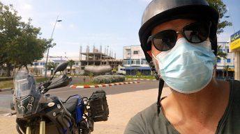 Seit kurzem herrscht in Marokko Maskenpflicht. (Foto: Ruti)