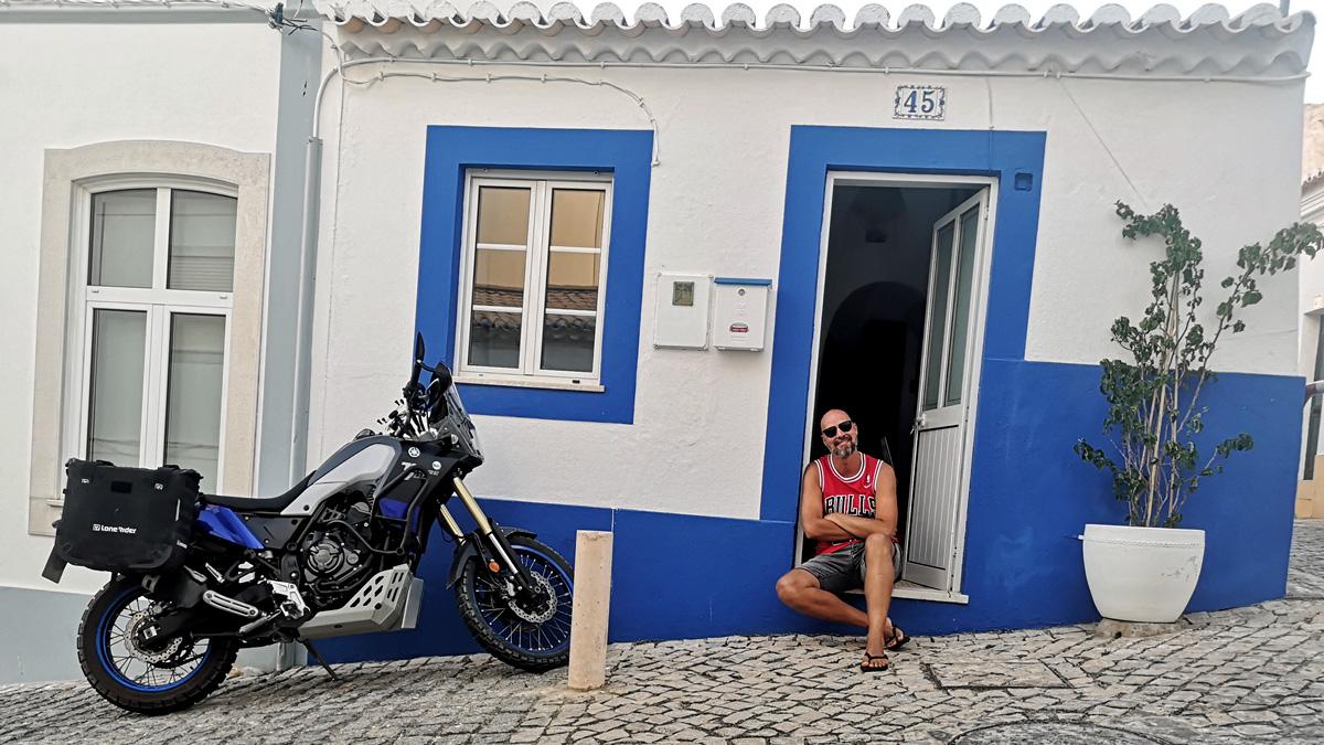 Als Anfänger auf Motorrad-Reise - von hier bis ans Ende der Welt