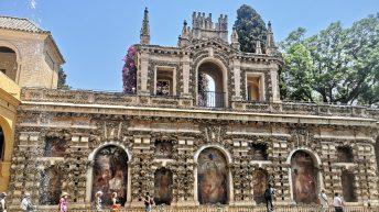 Im Alcázar in Sevilla (Foto: Ruti)
