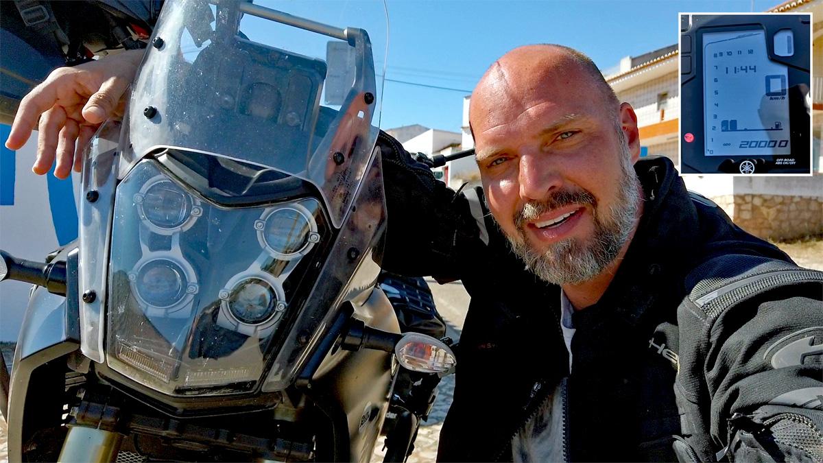 Meine erste große Motorrad-Reise - 20.000 km auf der Ténéré 700