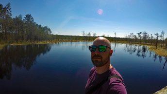 Der Nationalpark Lahemaa in Estland gehört zu den größten in Europa. (Foto: Ruti)