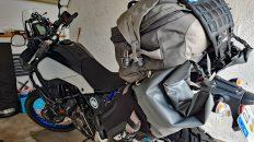 Vor wenigen Tagen habe ich selbst noch nicht gewusst, dass ich mit neuem Gepäck-System auf die nächste Reise gehe. (Foto: Ruti)