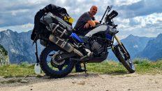Diese Etappe entschädigt für den miesen Auftakt meiner zweiten Motorradreise. (Foto: Ruti)