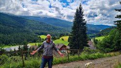 Die Schönheit Österreichs entschädigt für das schlechte Wetter. (Foto: Ruti)