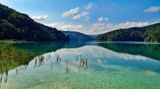 An den Plitvicer Seen wurde der Schatz im Silbersee gedreht. Aber hier ist es nicht nur deswegen fantastisch schön. (Foto: Ruti)