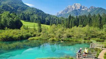Slowenien ist ein unfassbar schönes Land. (Foto: Ruti)