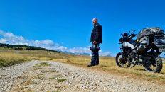 Mein Weg von Lukomir nach Mostar fand fast ausschließlich offroad statt. (Foto: Ruti)